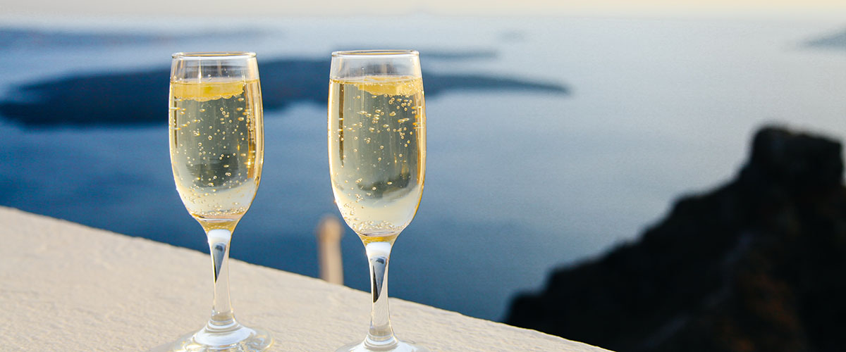 Rosé and Sparkling Wines